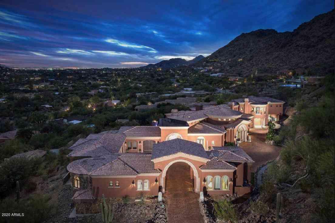 7017 N Invergordon Road, Paradise Valley, AZ, 85253,
