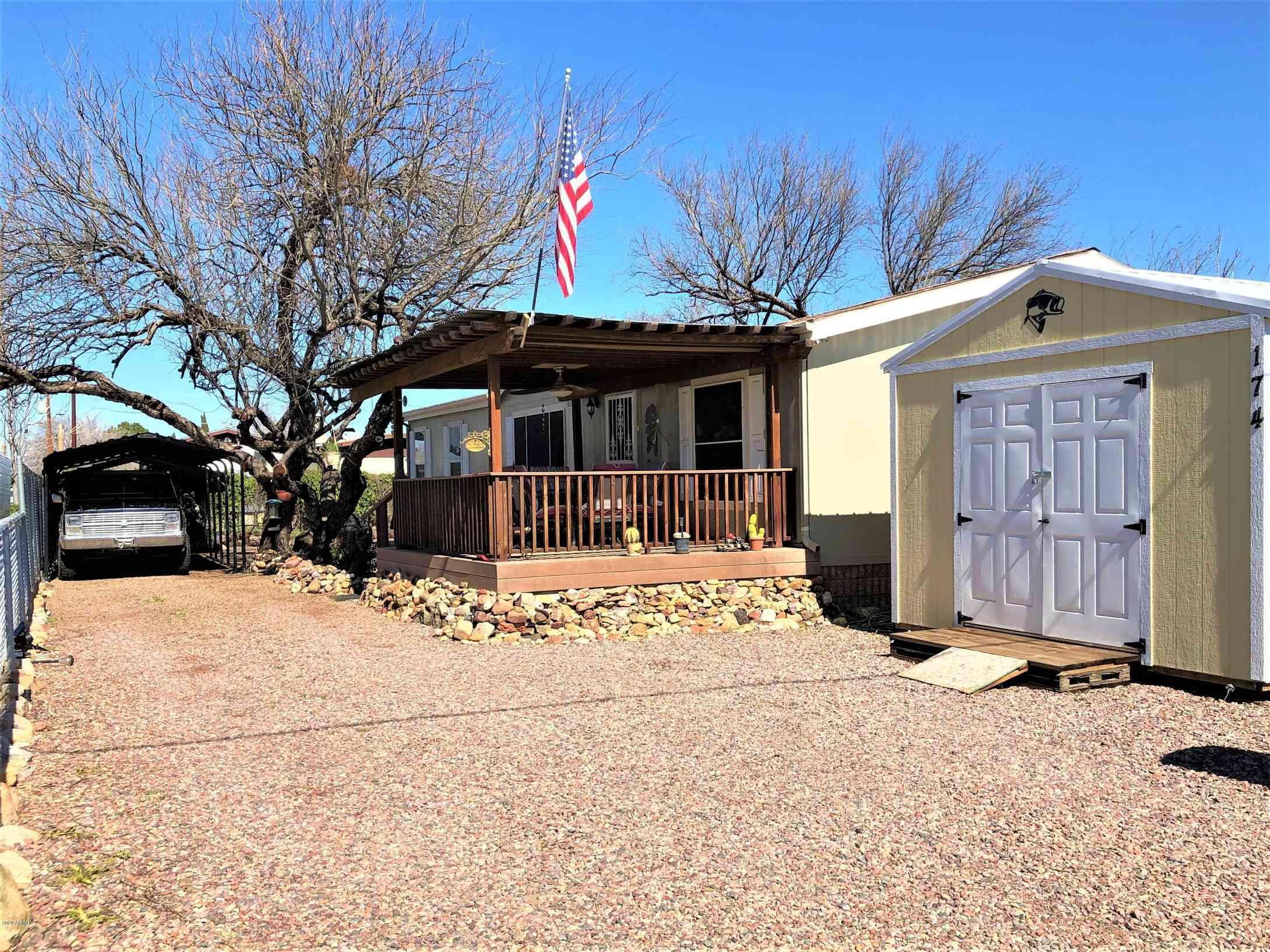 174 E JAVELINA Place, Tonto Basin, AZ, 85553,