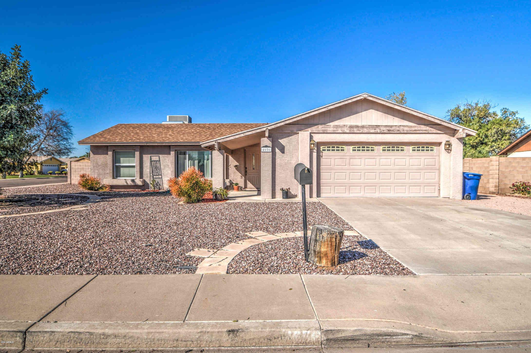 4656 S PARKSIDE Drive, Tempe, AZ, 85282,