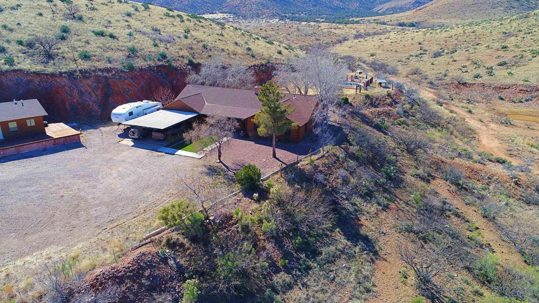735 W EAGLE WINGS Road, Pearce, AZ, 85625,