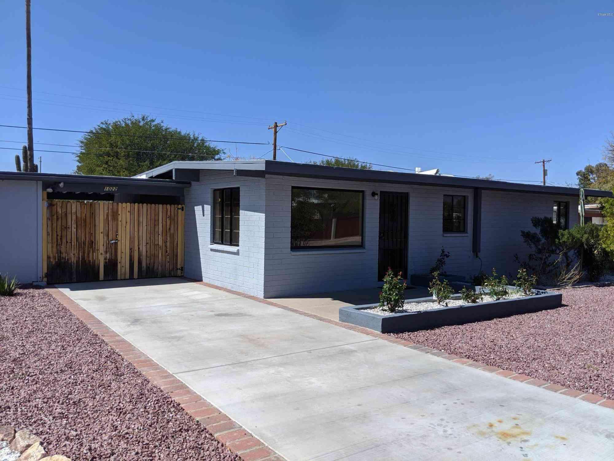 1022 S Eli Drive, Tucson, AZ, 85710,