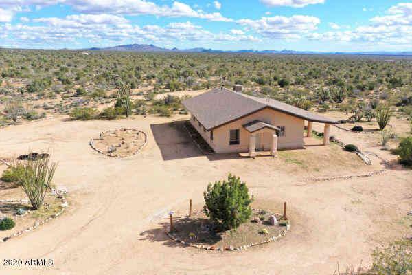 5936 E Sundown Drive, Yucca, AZ, 86438,
