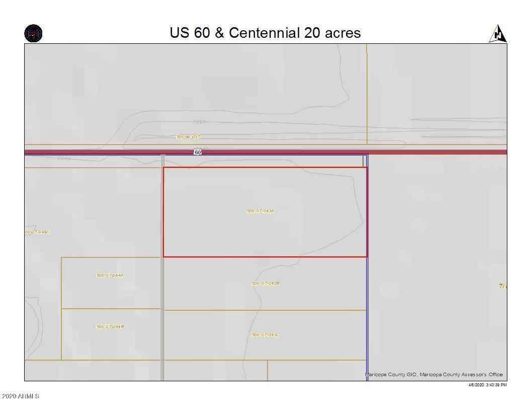 50000 aprx N Centennial -- #1 A, Wickenburg, AZ, 85390,