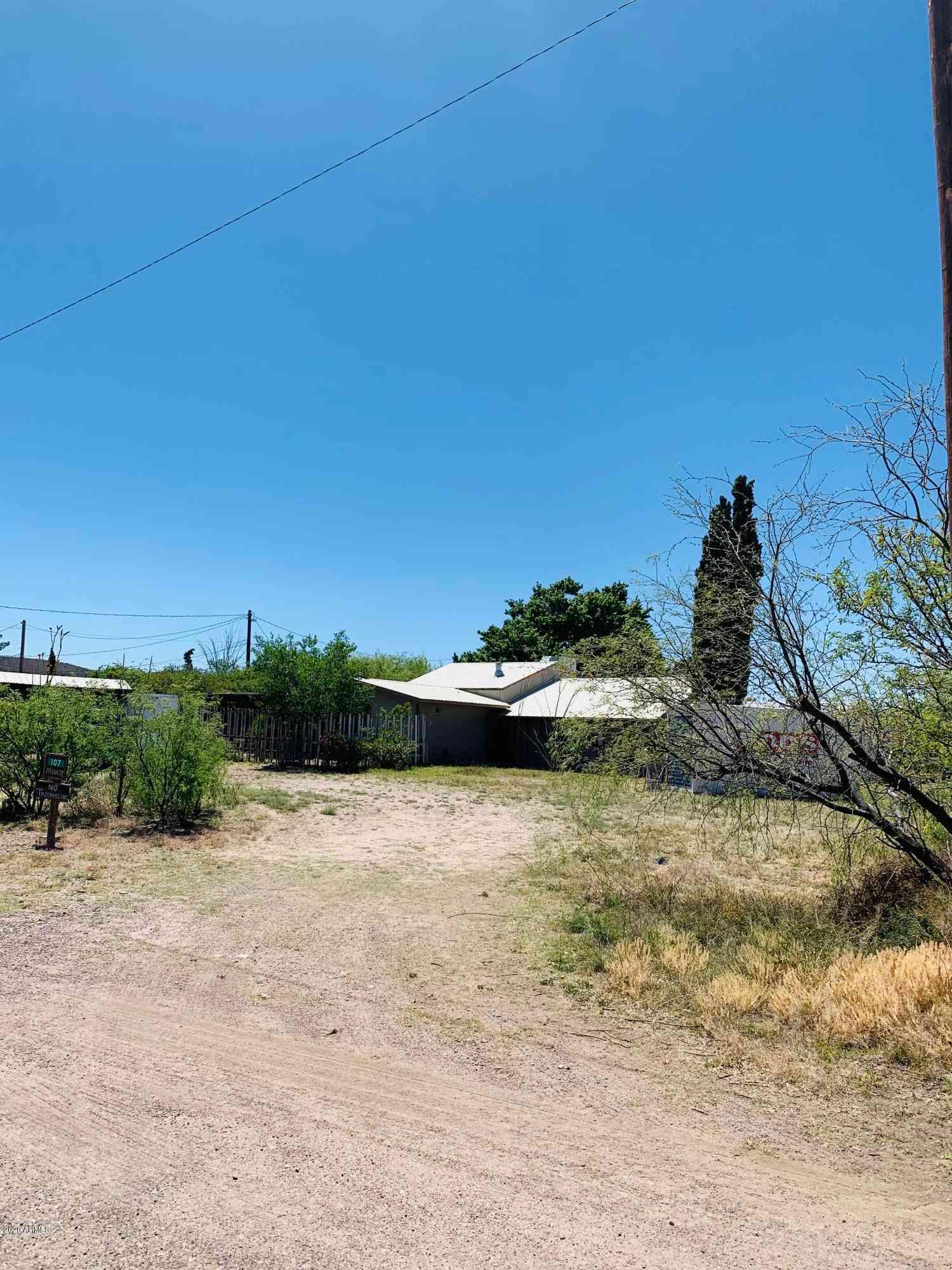 107 S 13TH Street, Tombstone, AZ, 85638,