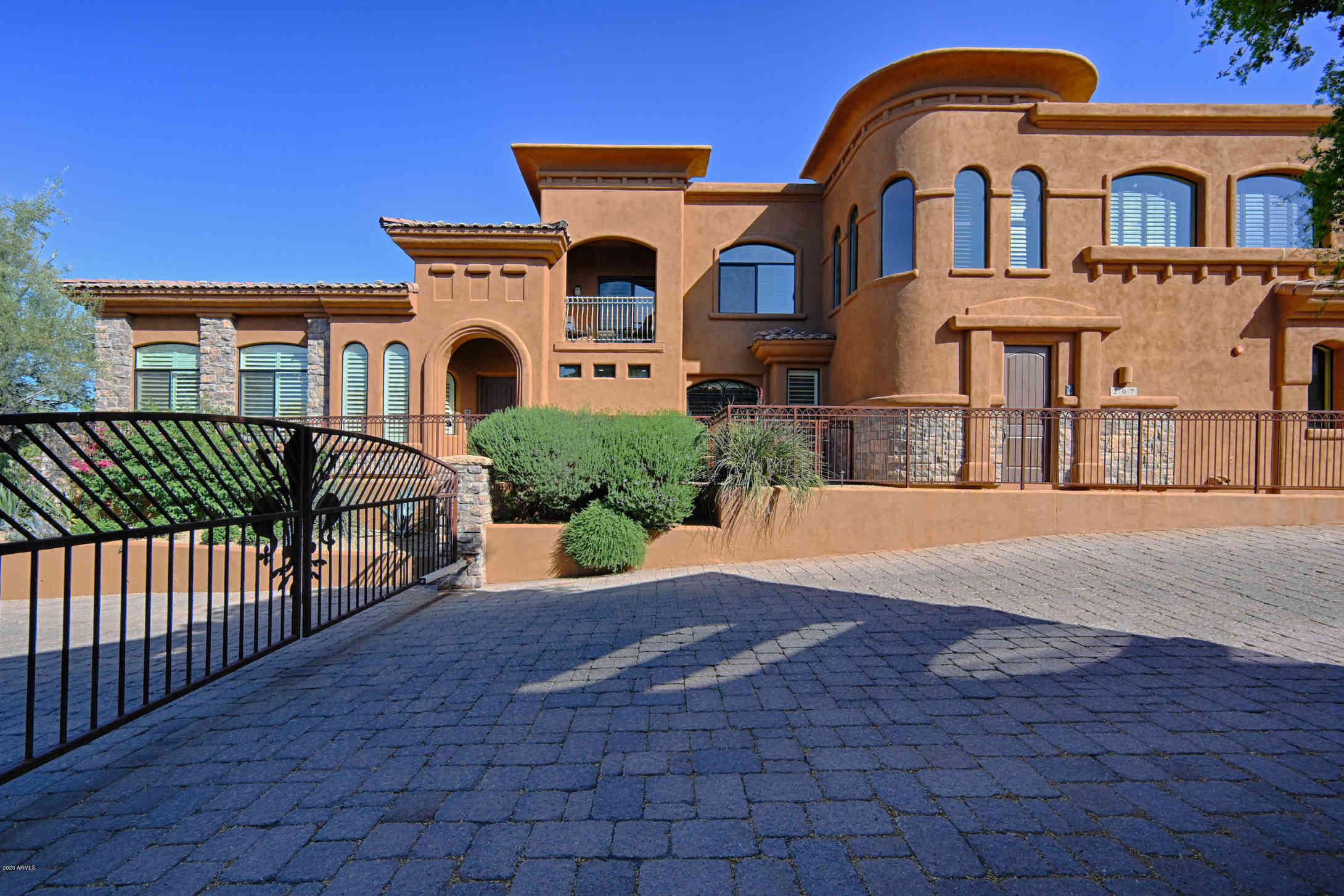 7199 E RIDGEVIEW Place #105, Carefree, AZ, 85377,