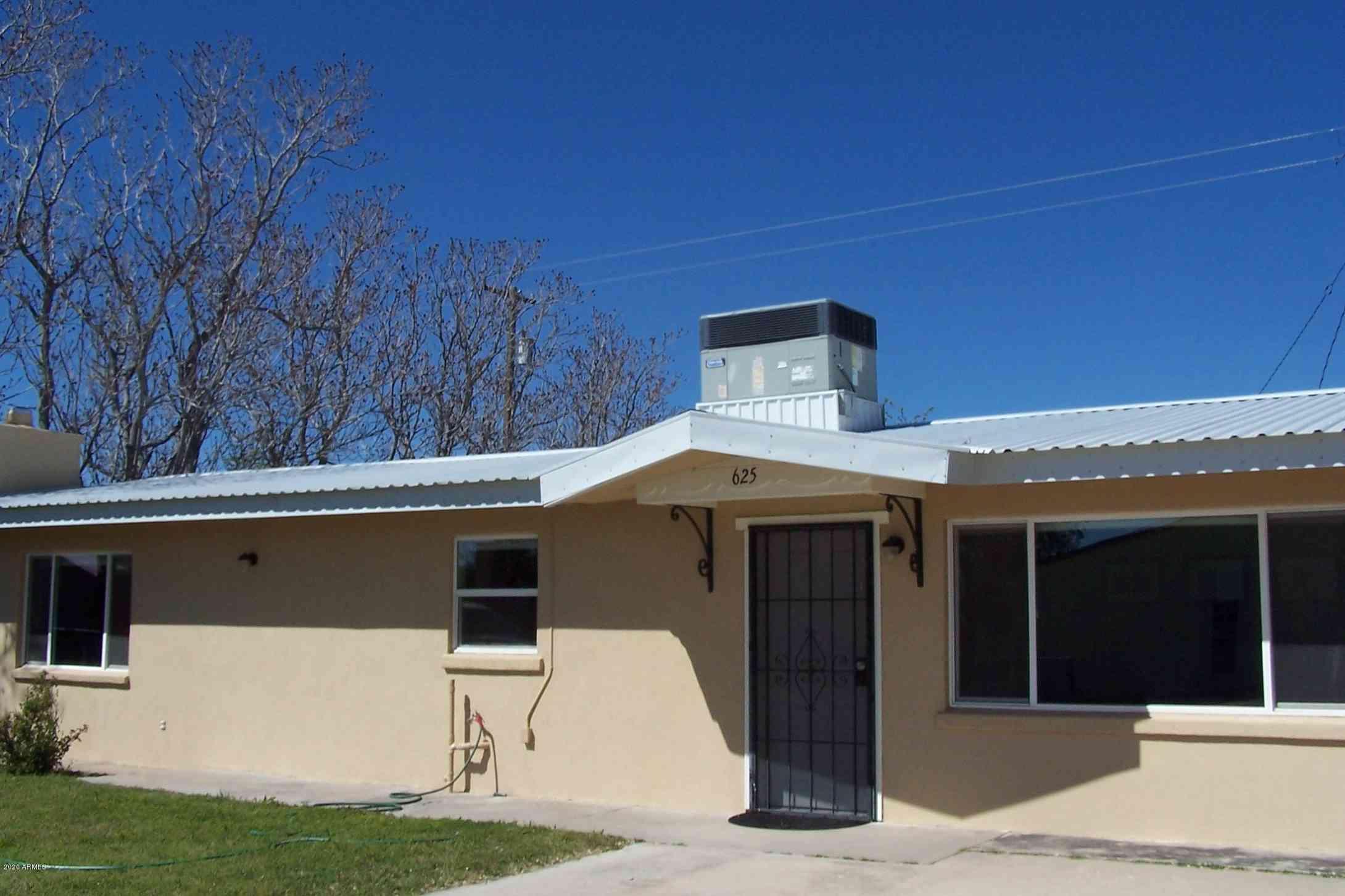625 W Delos Street, Willcox, AZ, 85643,