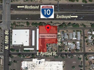 1616 E PORTLAND Street #1, Phoenix, AZ, 85006,