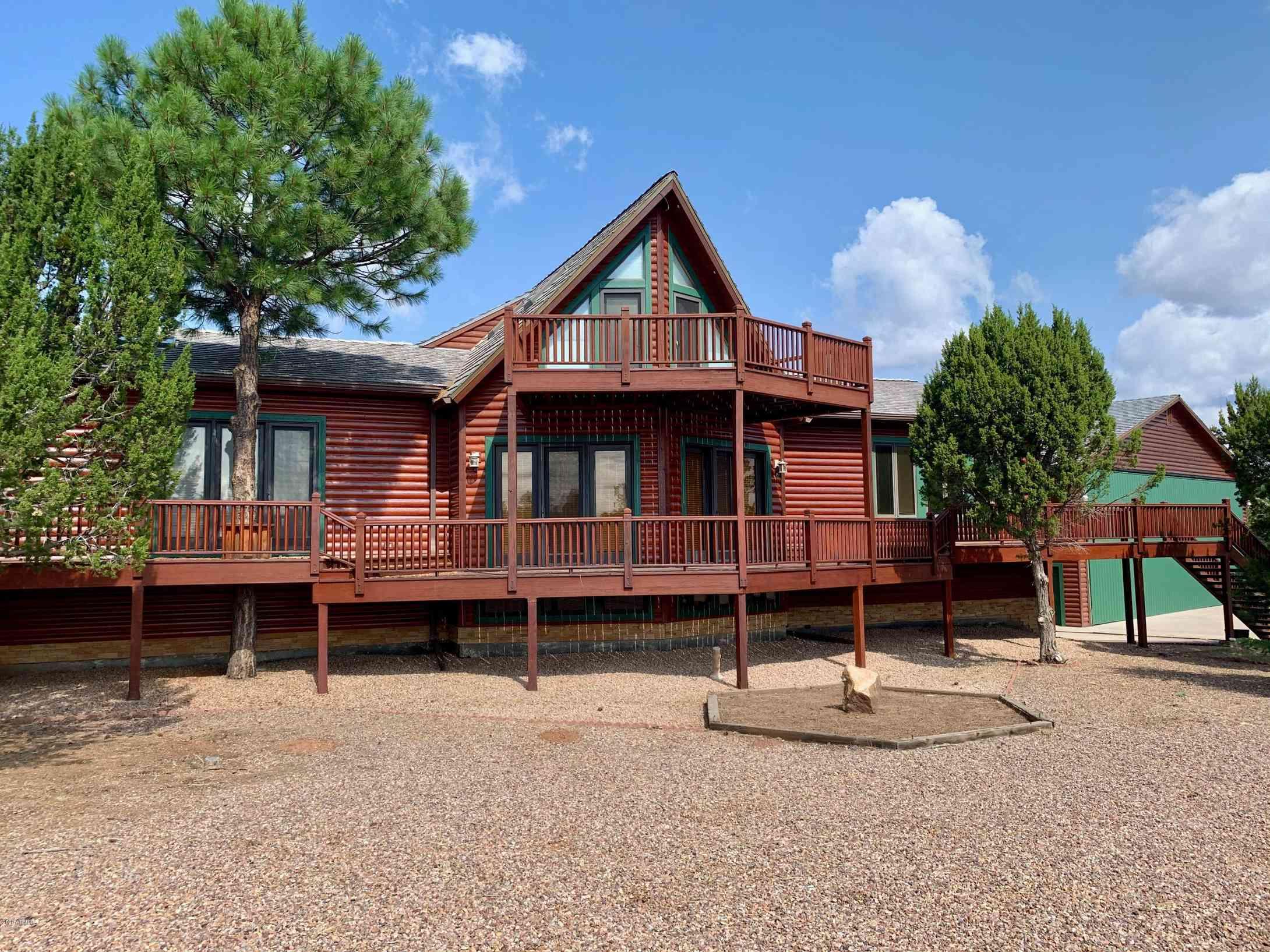 2357 Immelman Circle, Overgaard, AZ, 85933,