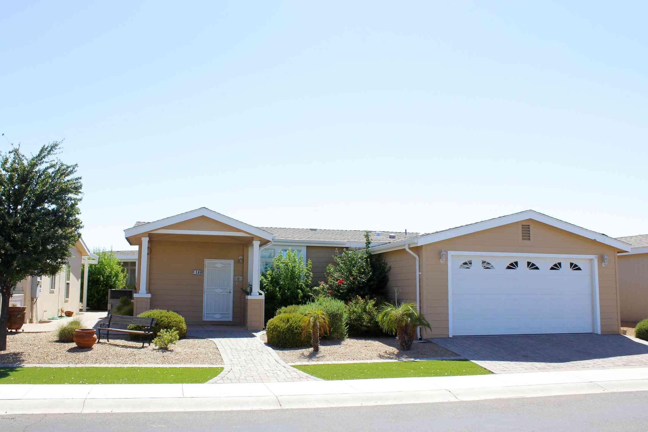 11201 N EL MIRAGE Road #F149, El Mirage, AZ, 85335,