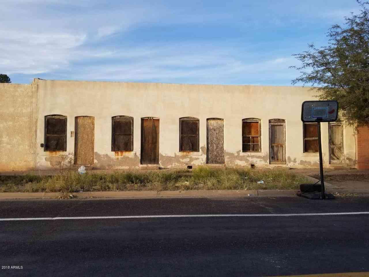 322 - 1/3 E 6th Street, Douglas, AZ, 85607,