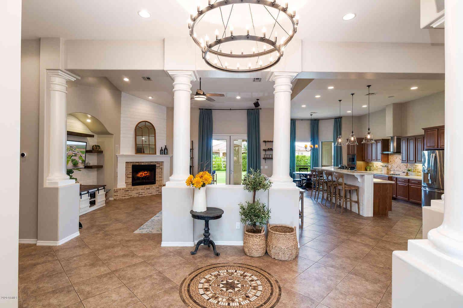 Sunny Living Room, 8804 S 229TH Drive, Buckeye, AZ, 85326,