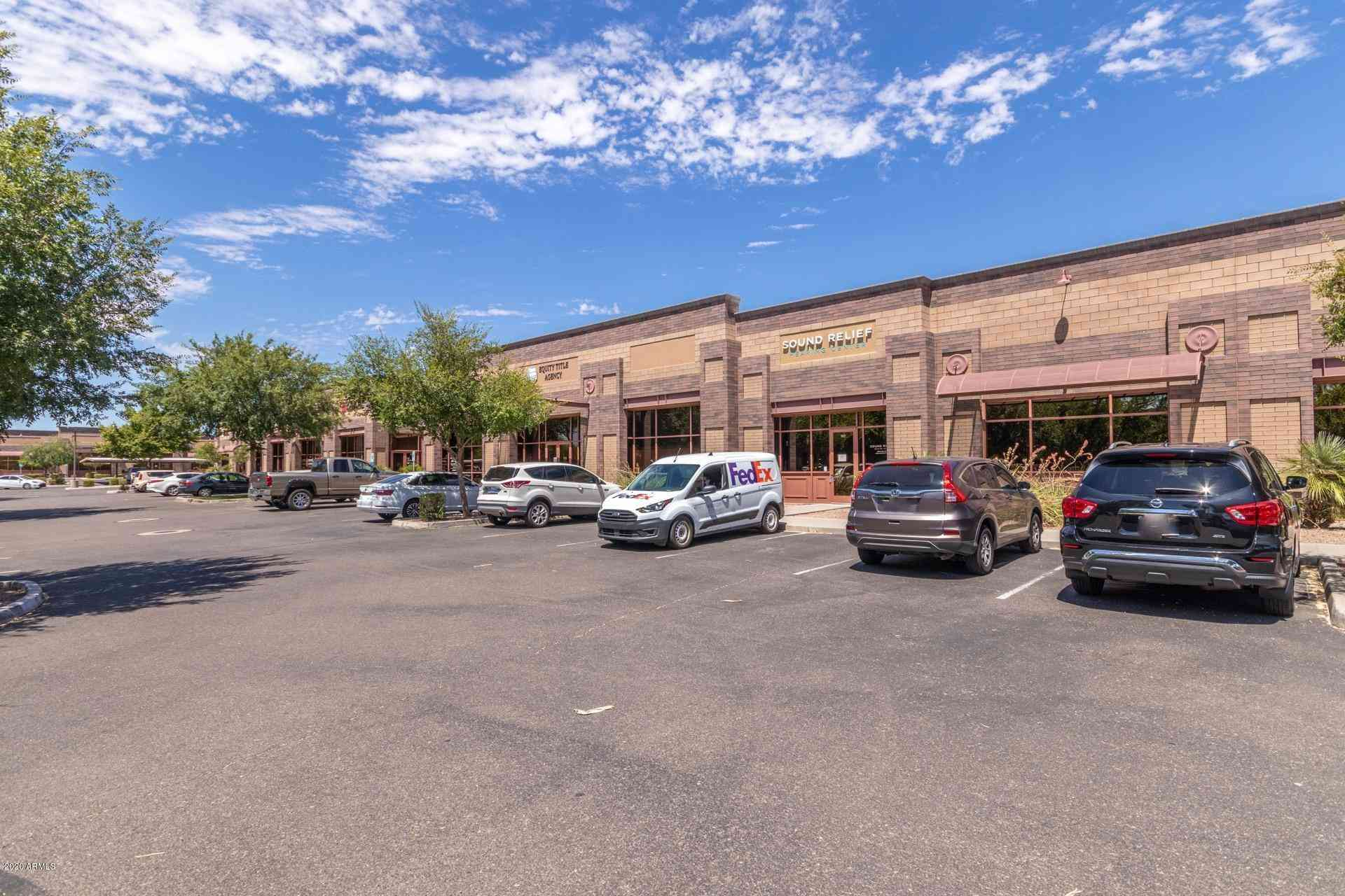 4824 E BASELINE Road #101&102, Mesa, AZ, 85206,
