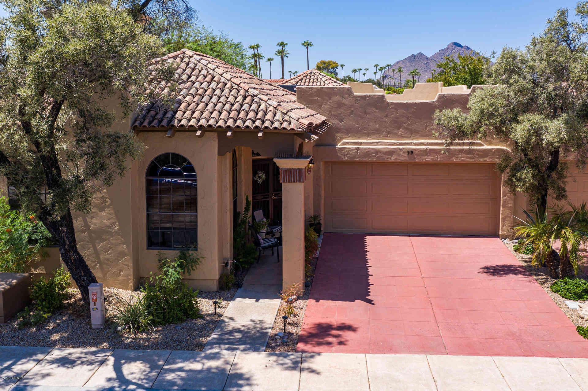 7955 E CHAPARRAL Road #59, Scottsdale, AZ, 85250,