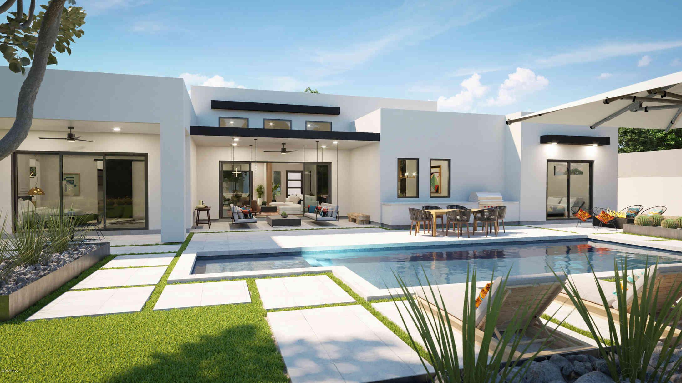 Swimming Pool, 5474 E CORTEZ Drive, Scottsdale, AZ, 85254,