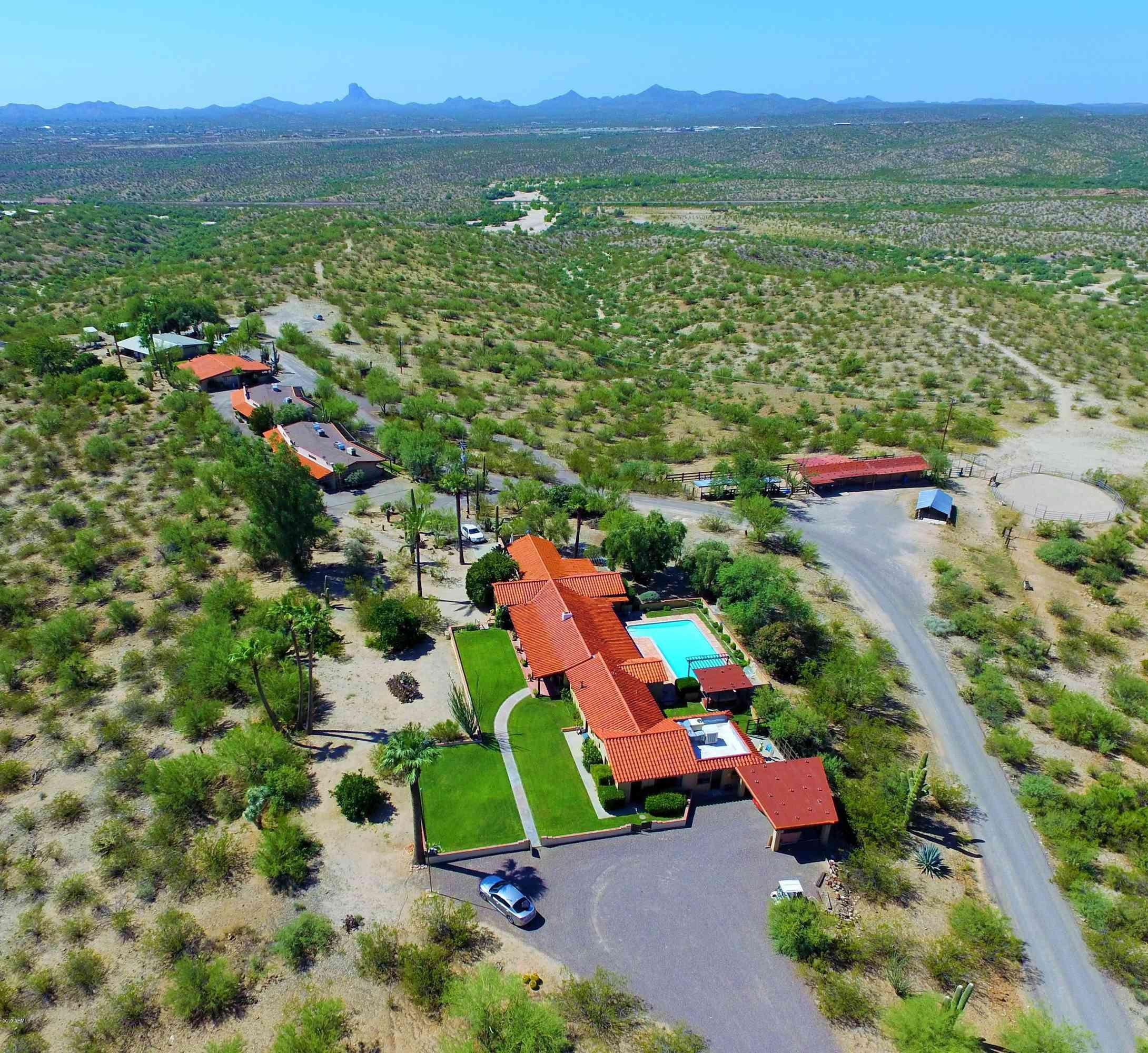 56550 N RANCHO CASITAS Road, Wickenburg, AZ, 85390,