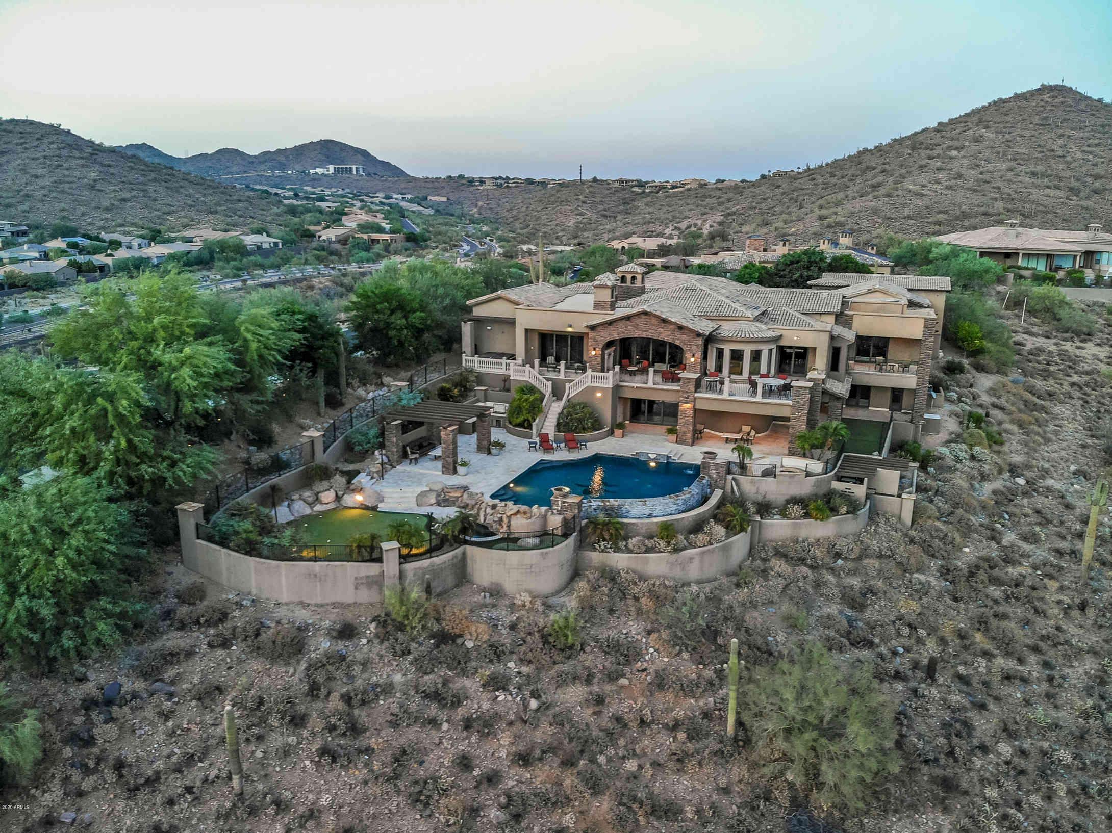 14371 E Kalil Drive, Scottsdale, AZ, 85259,
