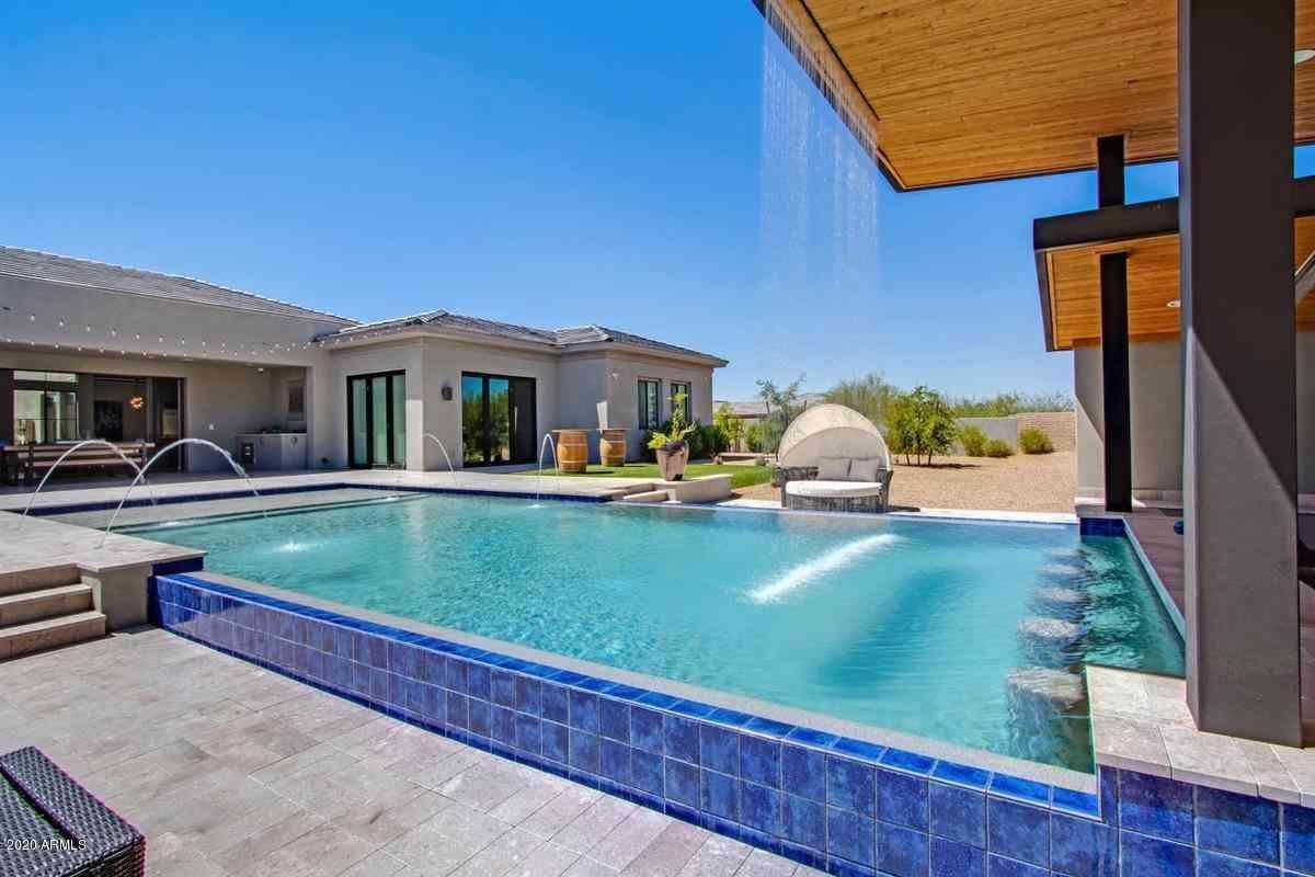 Swimming Pool, 7130 E Navarro Court, Scottsdale, AZ, 85266,