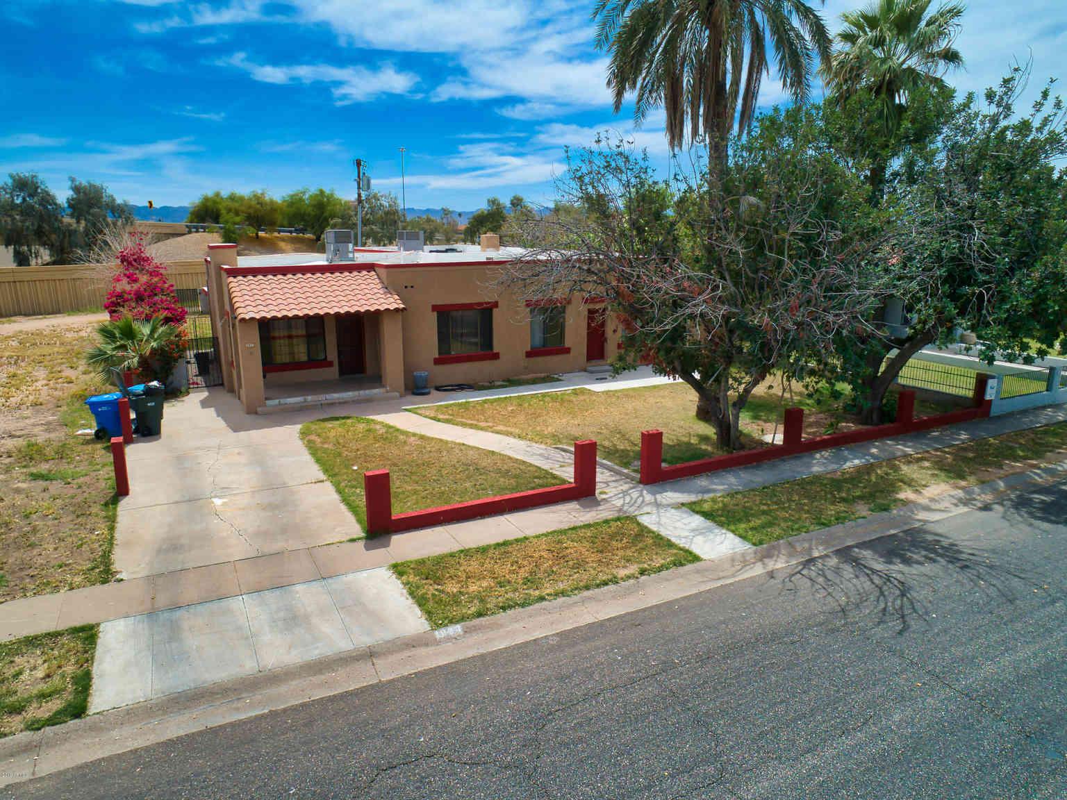 1933 E WILLETTA Street, Phoenix, AZ, 85006,