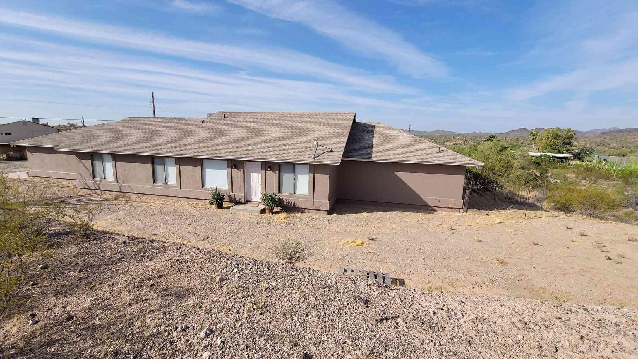 42842 N 273RD Avenue, Morristown, AZ, 85342,