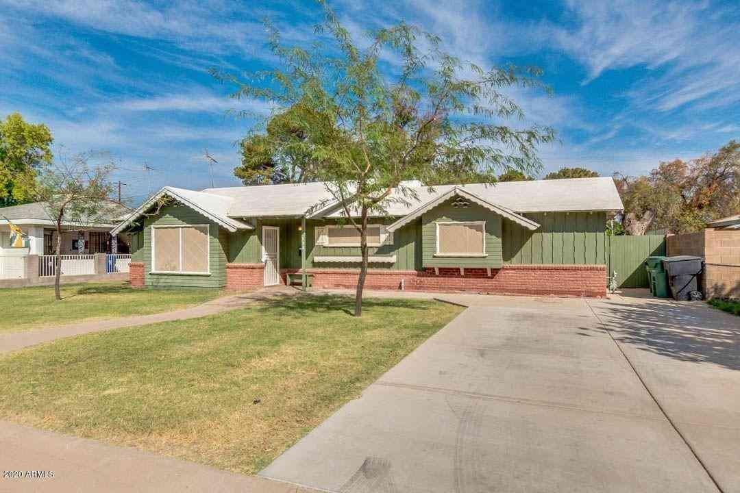 533 N OLIVE --, Mesa, AZ, 85203,