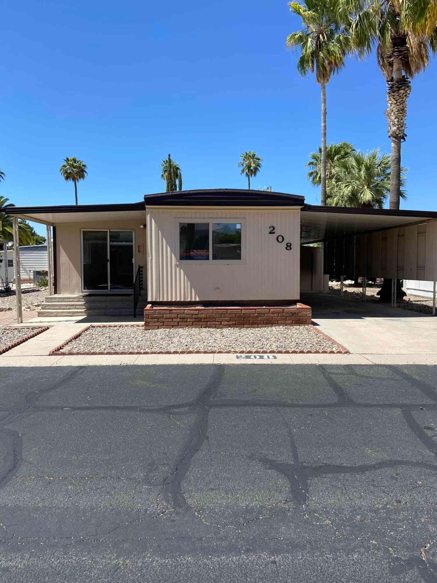 3411 S Camino Seco -- #208, Tucson, AZ, 85730,