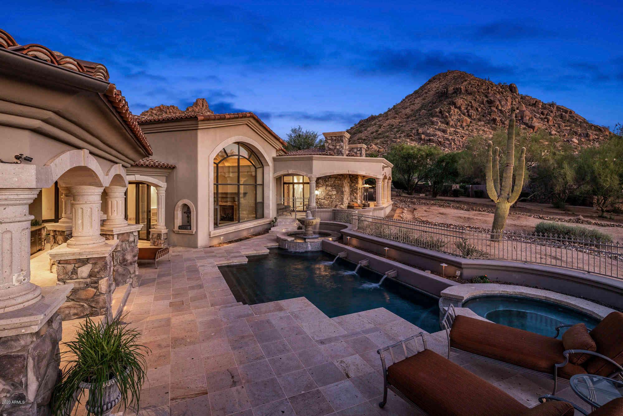 9675 E Bajada Road, Scottsdale, AZ, 85262,