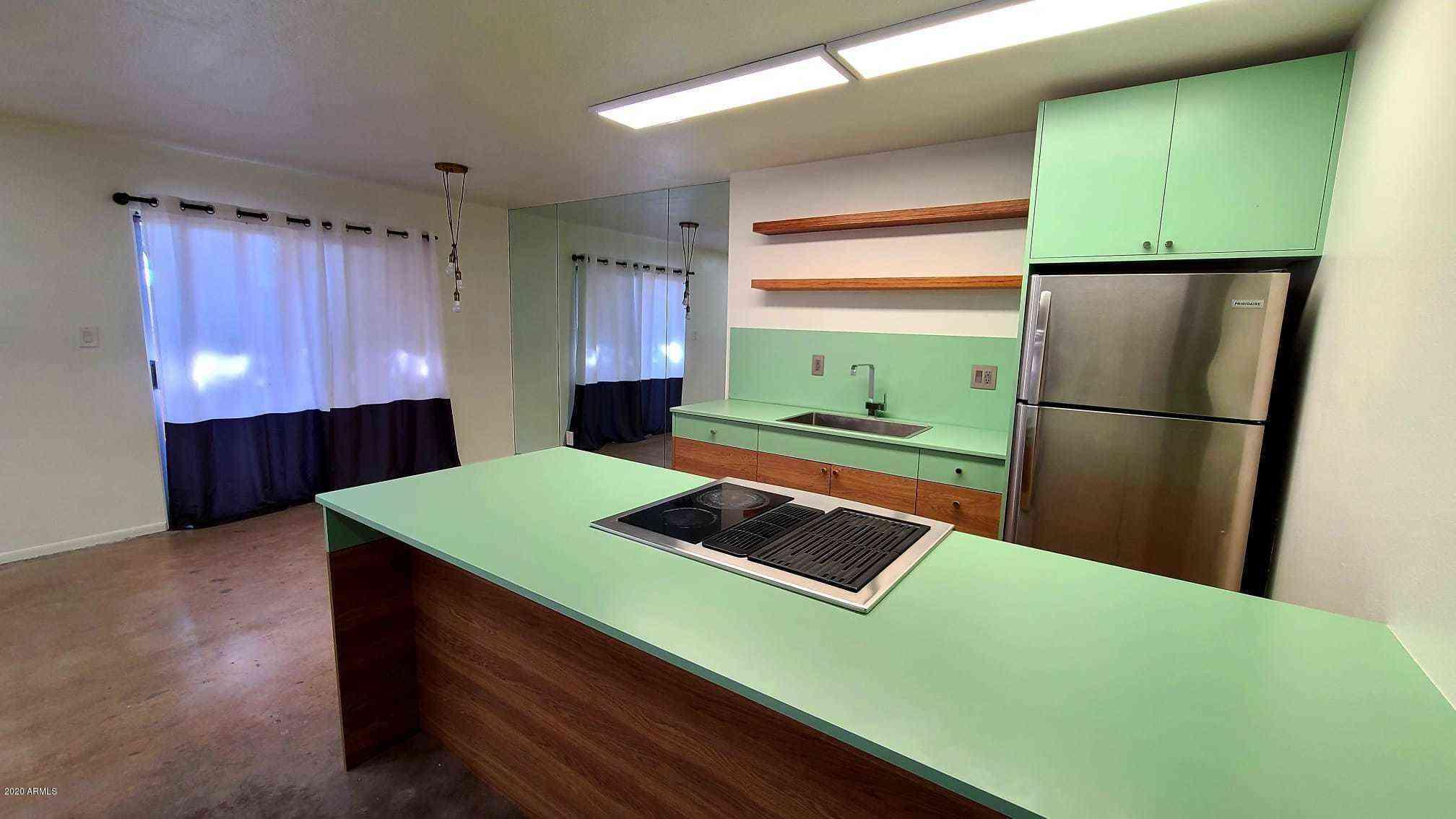 Kitchen, 5525 E THOMAS Road #C1, Phoenix, AZ, 85018,