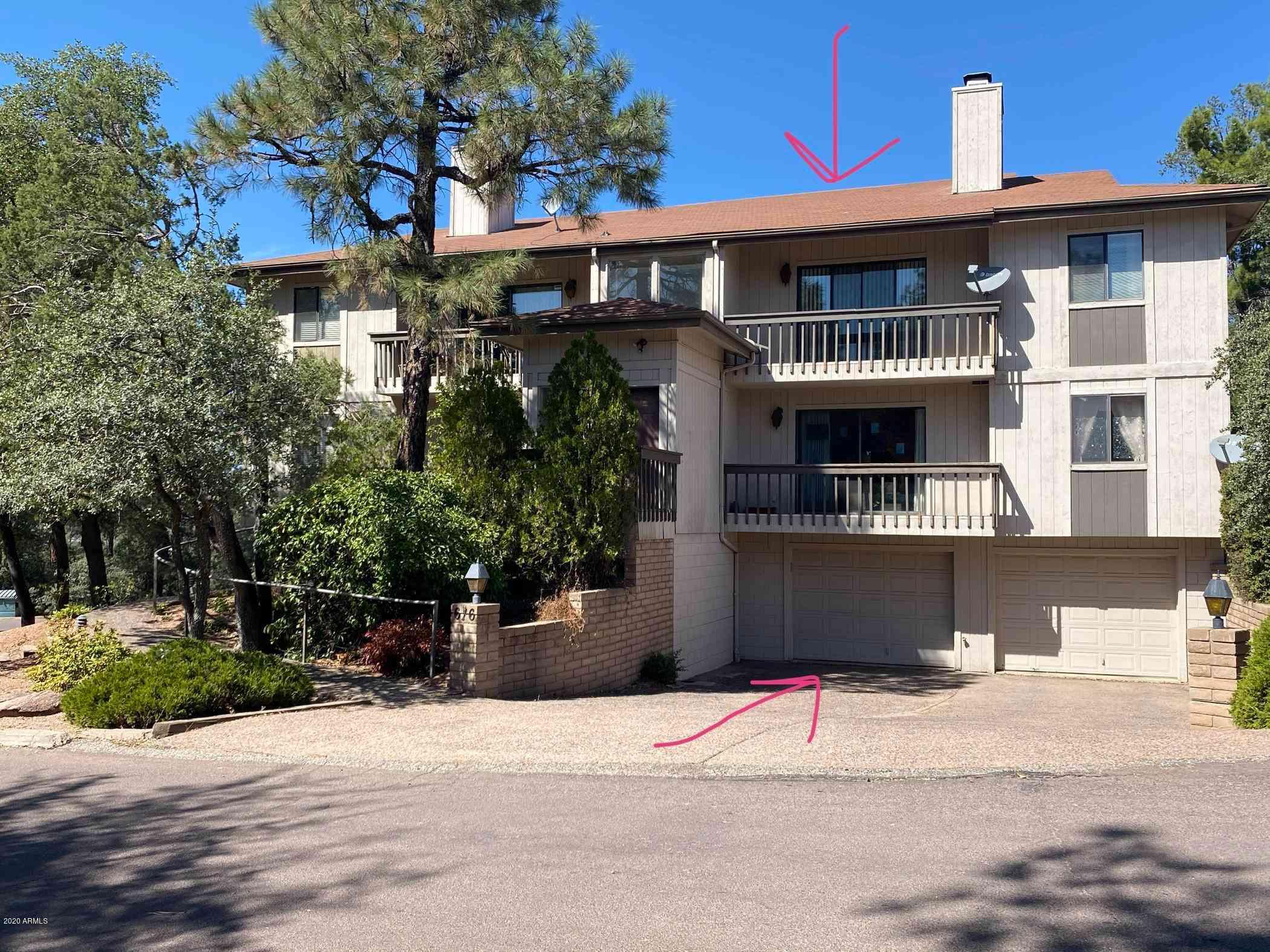 616 N PONDEROSA Circle #D, Payson, AZ, 85541,