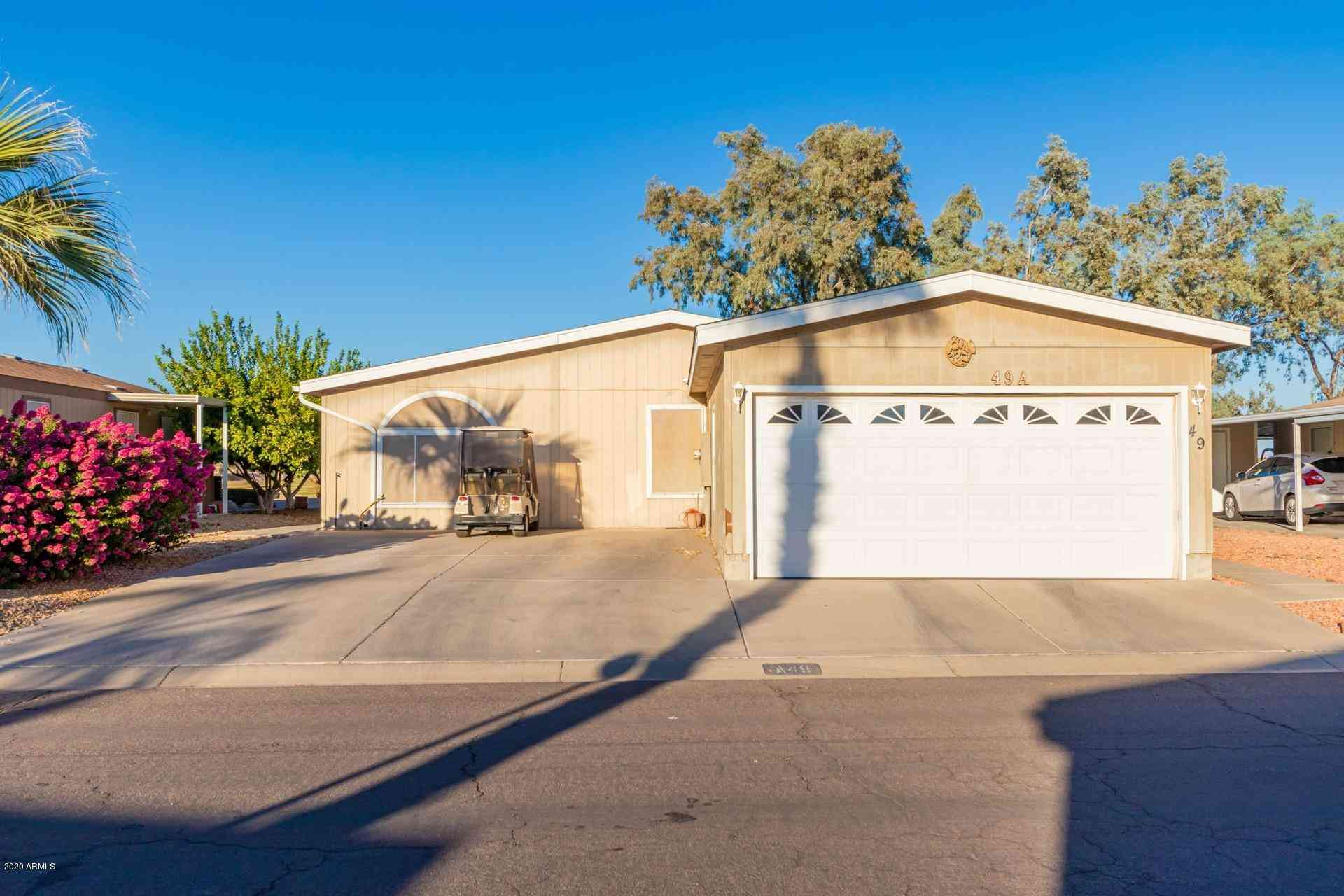 11201 N EL MIRAGE Road #A49, El Mirage, AZ, 85335,