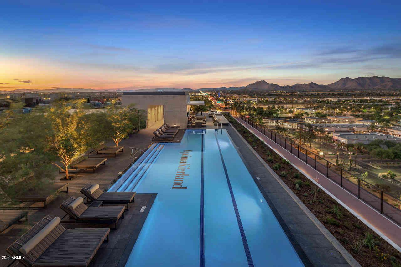 Swimming Pool, 7180 E KIERLAND Boulevard #811, Scottsdale, AZ, 85254,