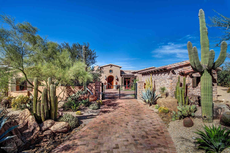 10986 E WILDCAT HILL Road, Scottsdale, AZ, 85262,