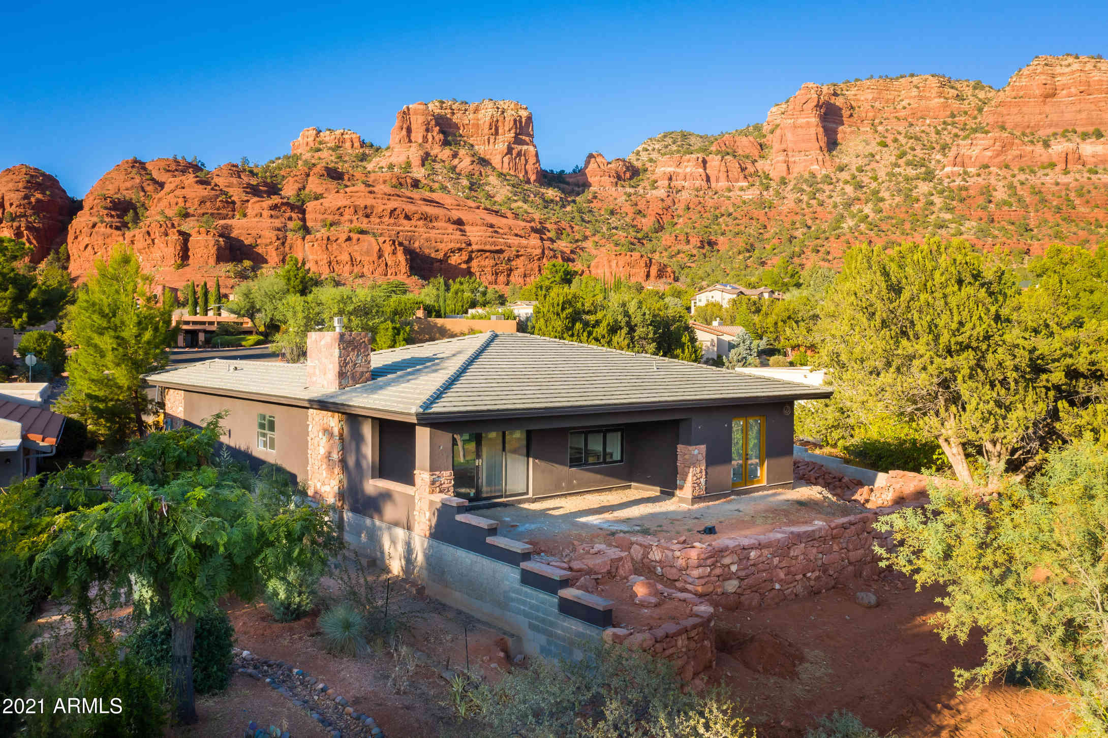 235 MERRY GO ROUND ROCK RD - LOT 6 --, Sedona, AZ, 86351,