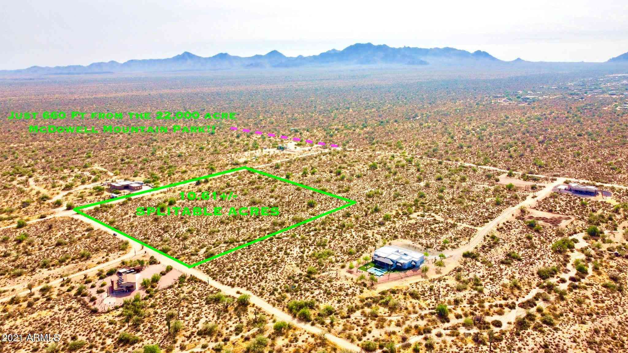0xxxy N 168th Street #'-', Scottsdale, AZ, 85262,