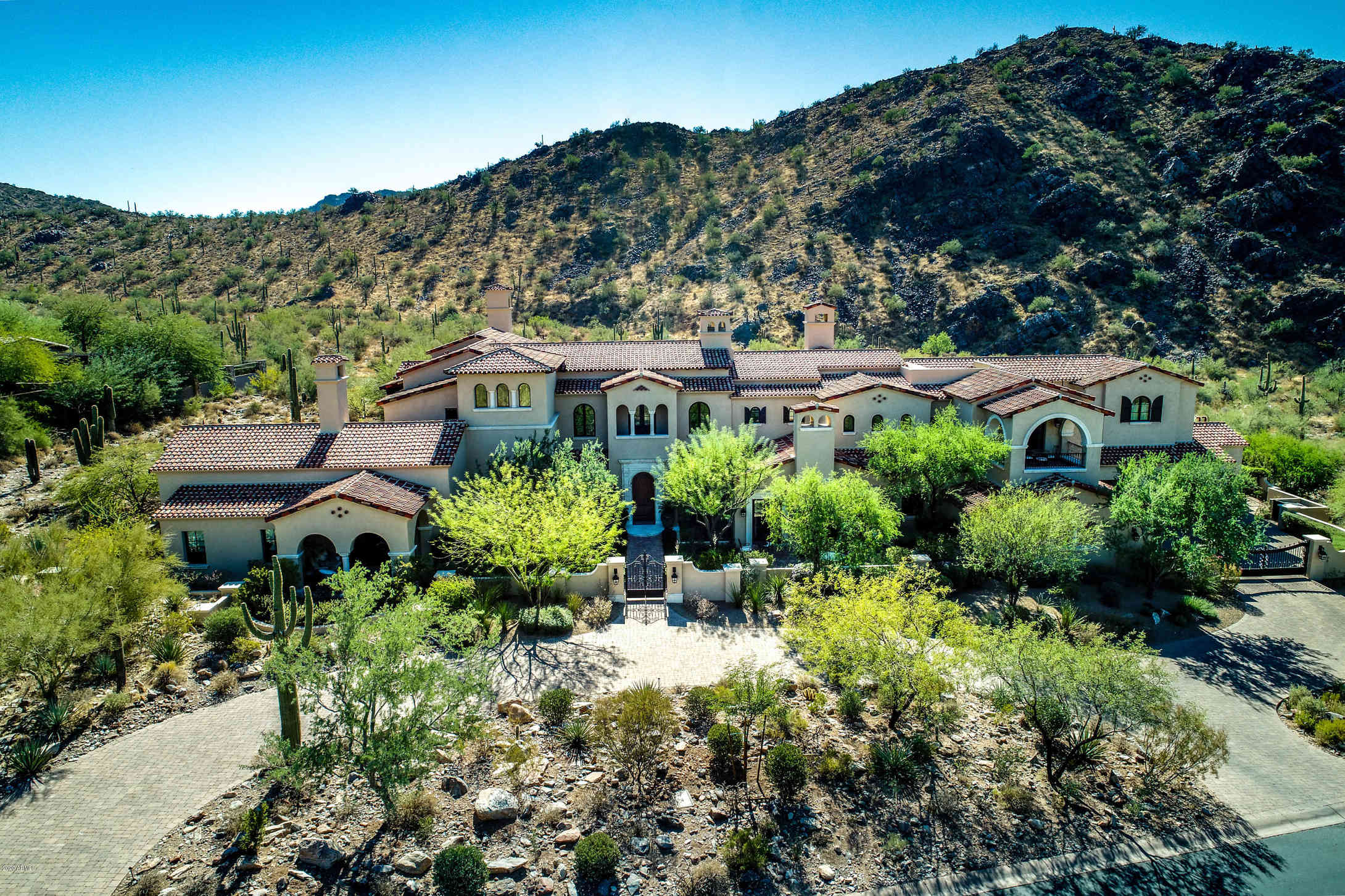 10835 E Mountain Spring Road, Scottsdale, AZ, 85255,