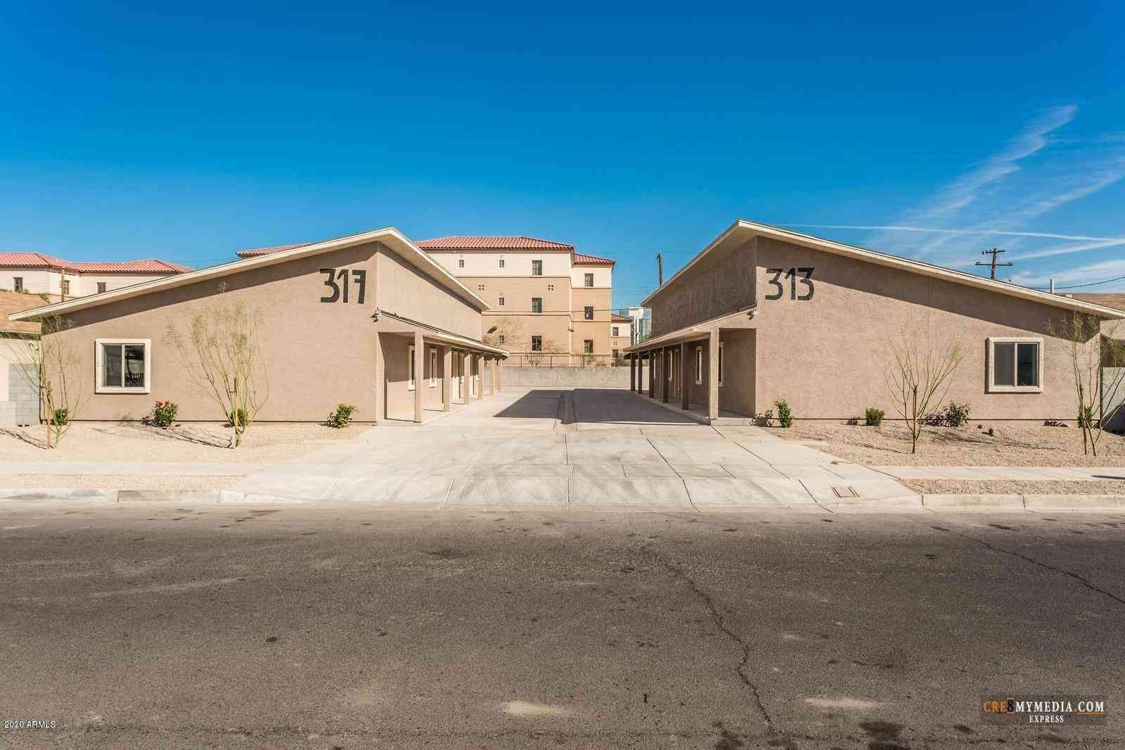 315 N LAUREL Avenue, Phoenix, AZ, 85007,