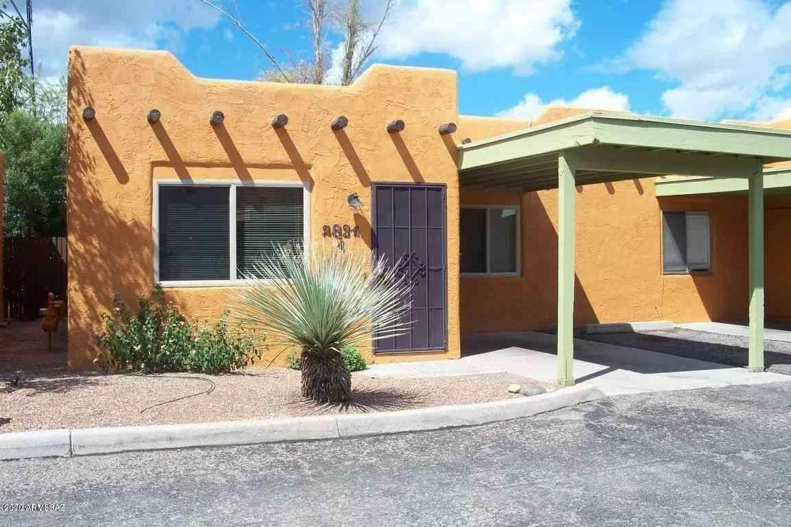 2831 N ESTRELLA Avenue, Tucson, AZ, 85705,