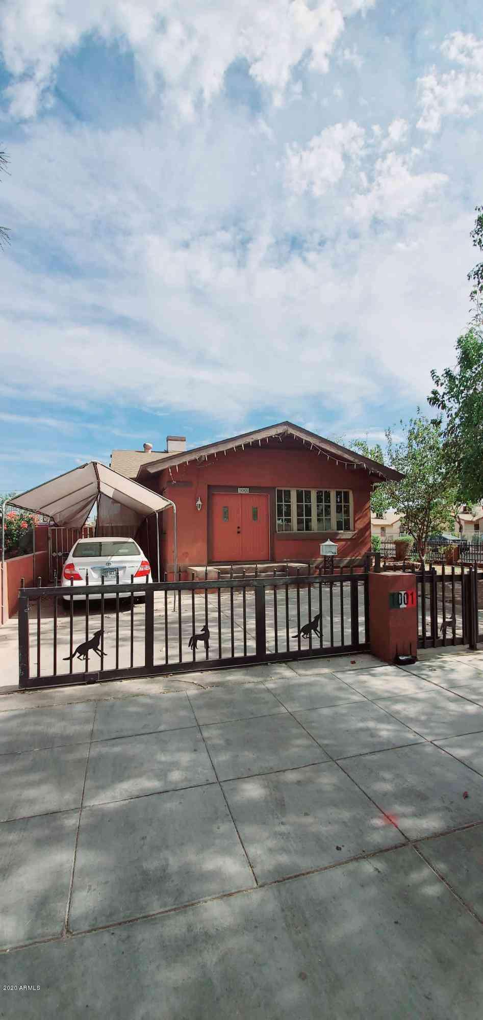 1001 N 11TH Street, Phoenix, AZ, 85006,