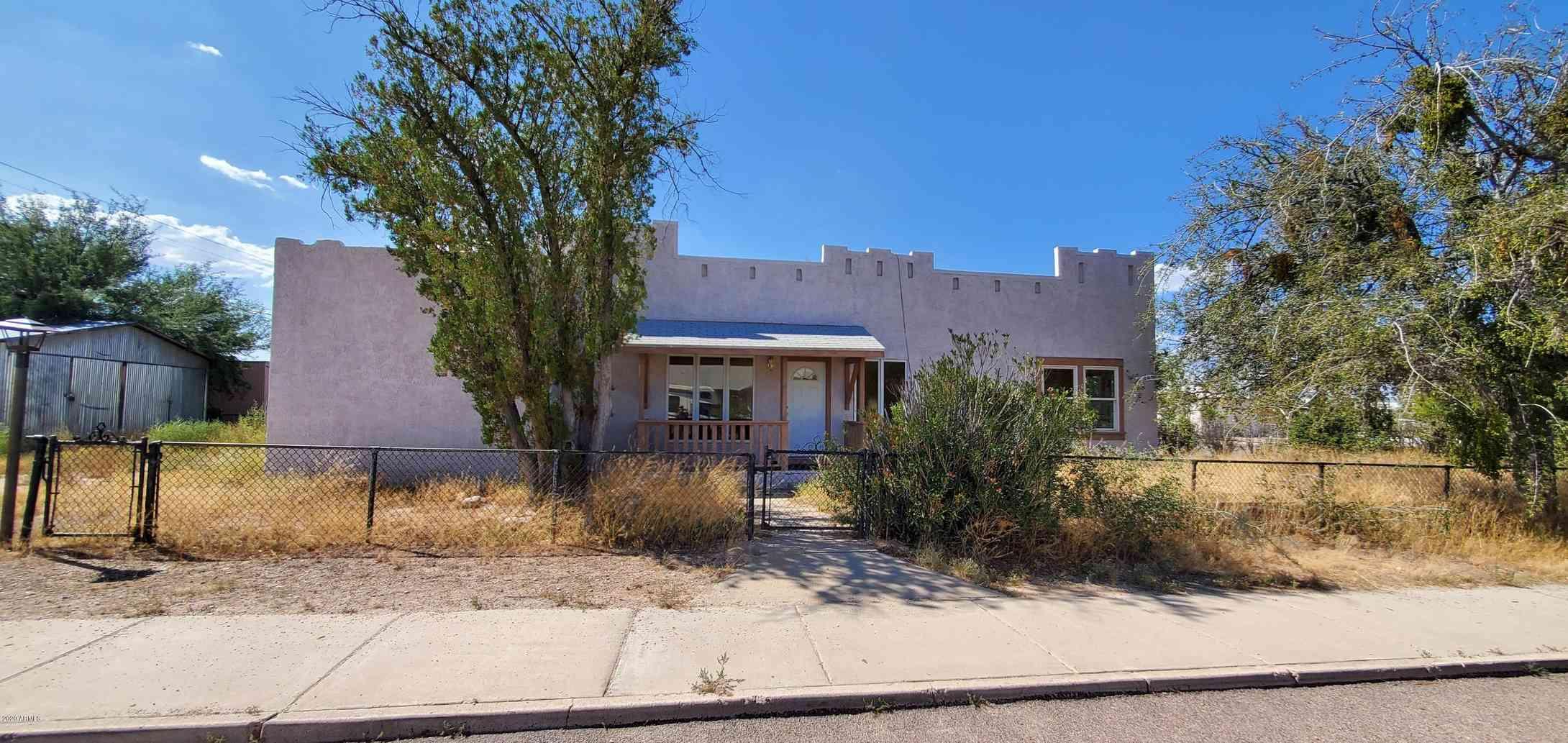 209 W 6TH Street, Benson, AZ, 85602,