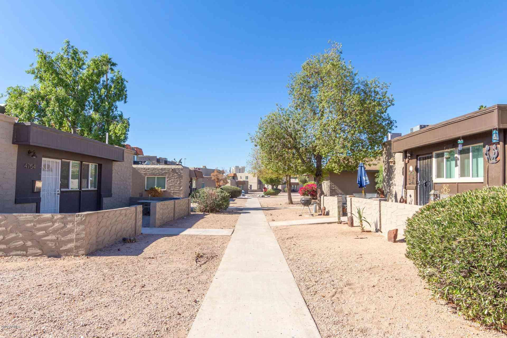 4734 E PORTLAND Street, Phoenix, AZ, 85008,