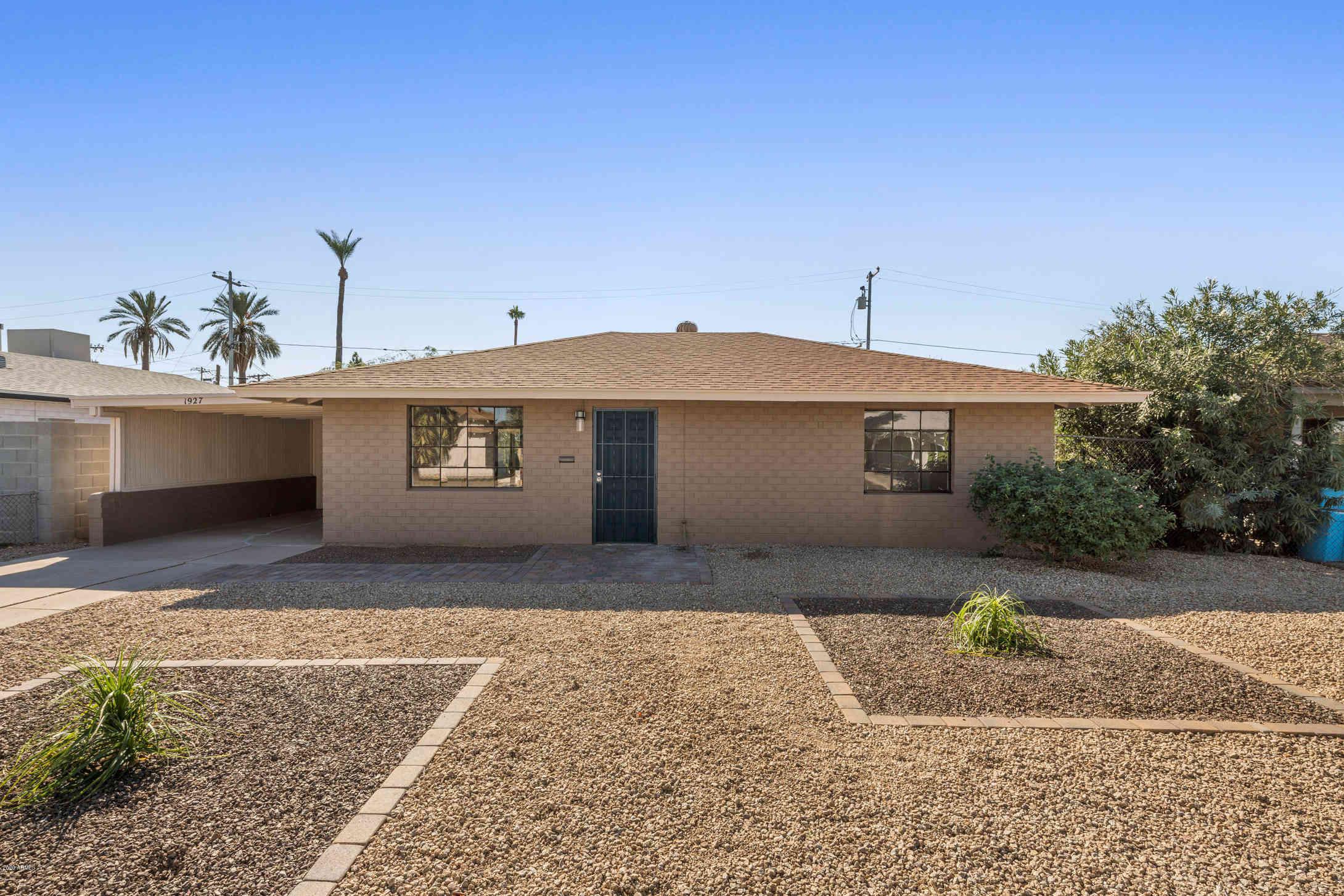 1927 W MITCHELL Drive, Phoenix, AZ, 85015,