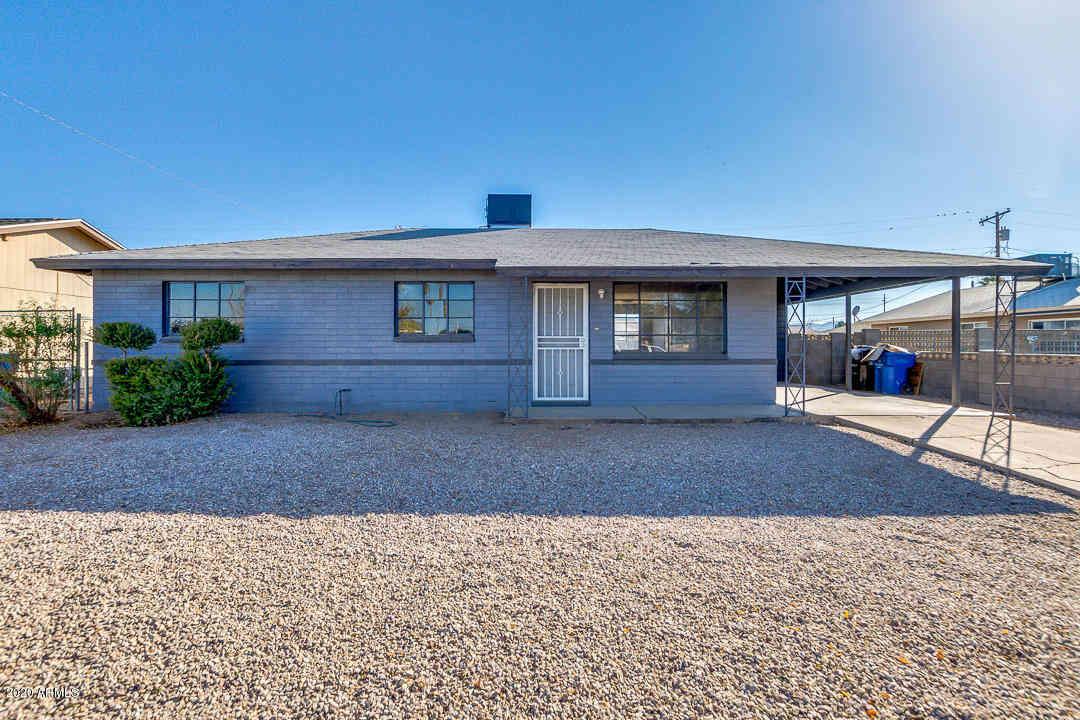 1849 E MOBILE Lane, Phoenix, AZ, 85040,