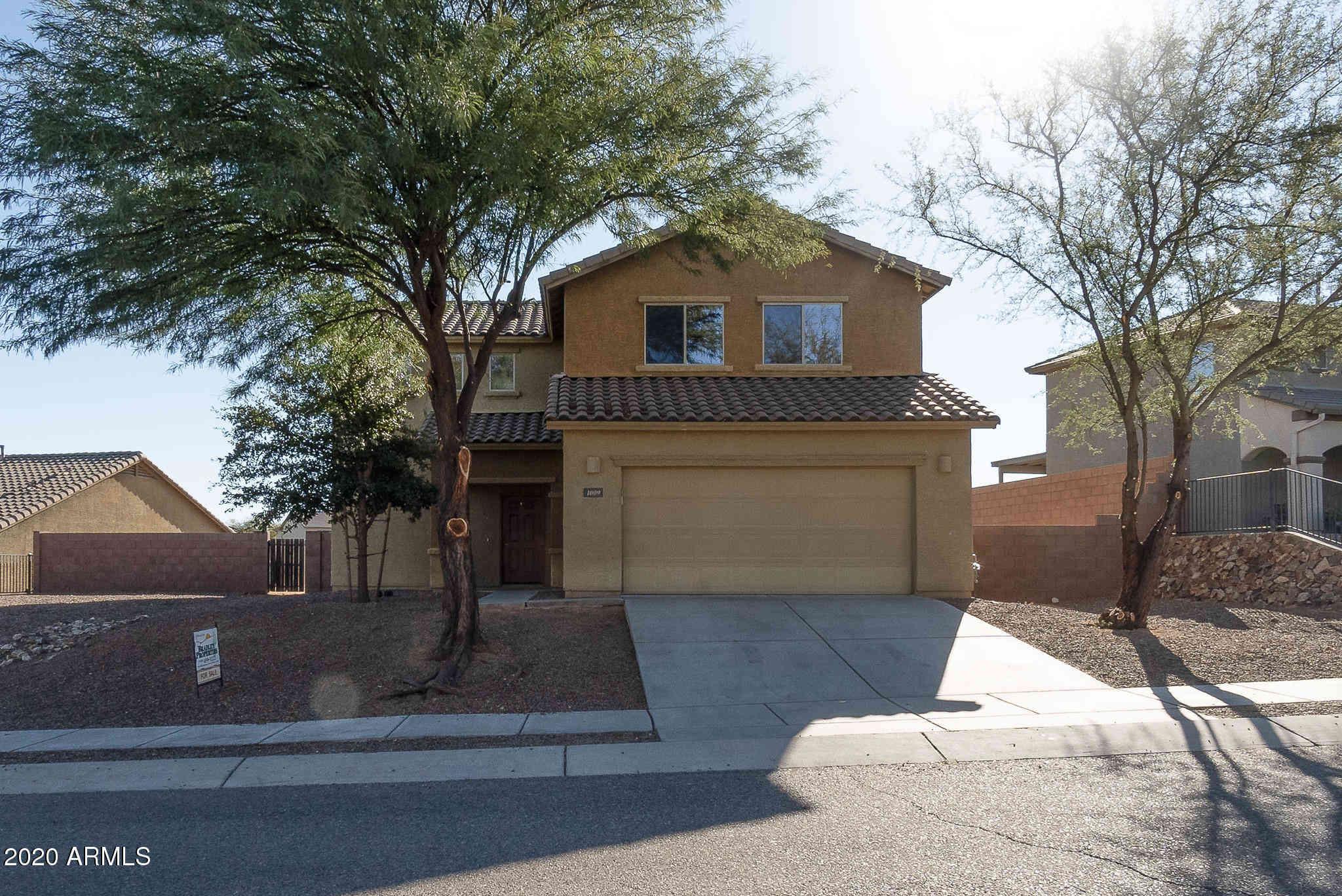 1009 S LIMESTONE Street, Benson, AZ, 85602,