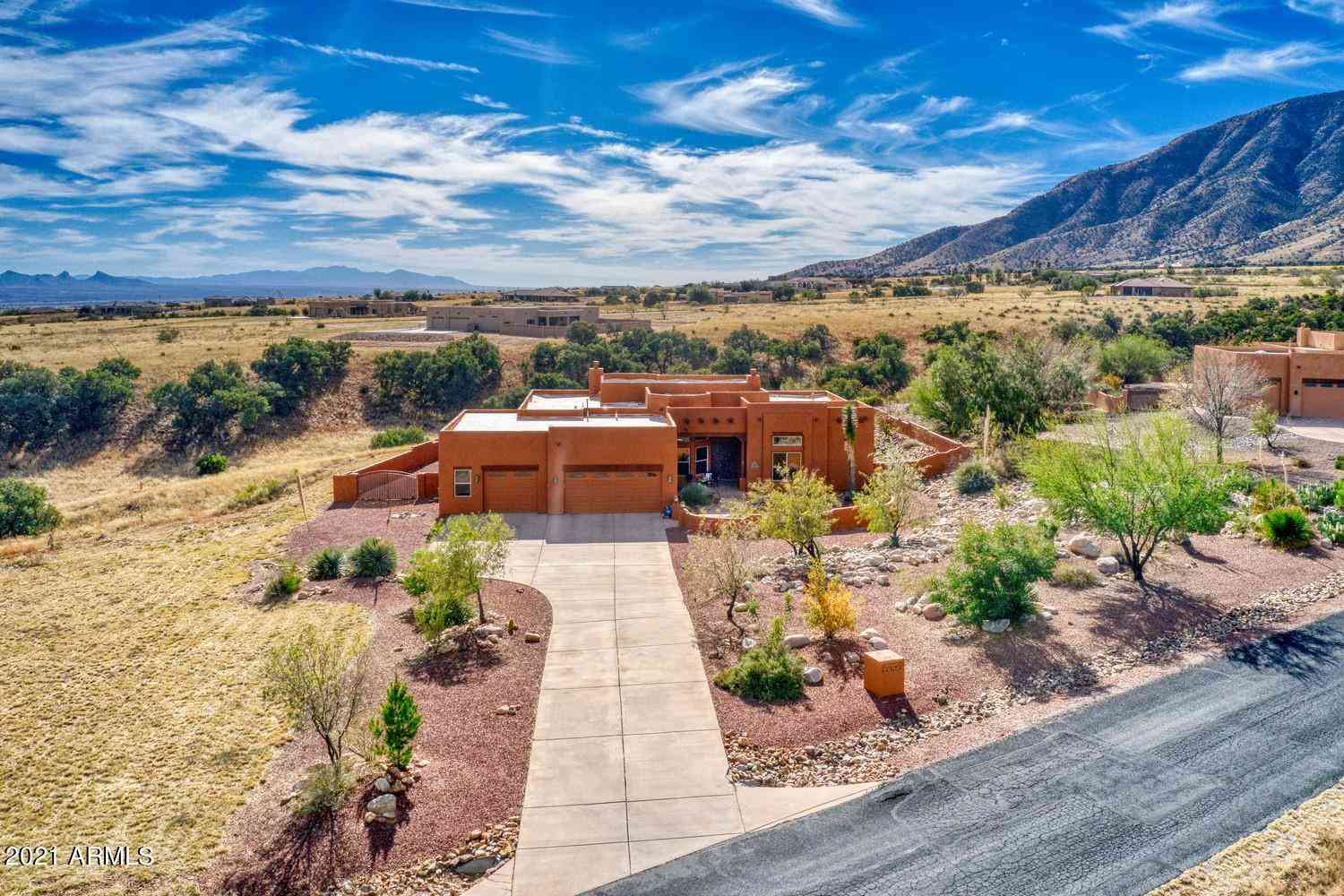 6096 E ANDALUSIAN Court, Hereford, AZ, 85615,