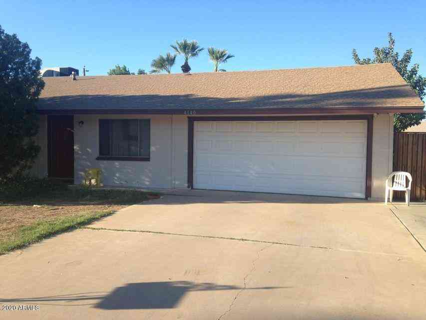 4140 W LOMA Lane, Phoenix, AZ, 85051,