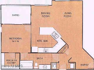 4644 N 22ND Street #1041, Phoenix, AZ, 85016,