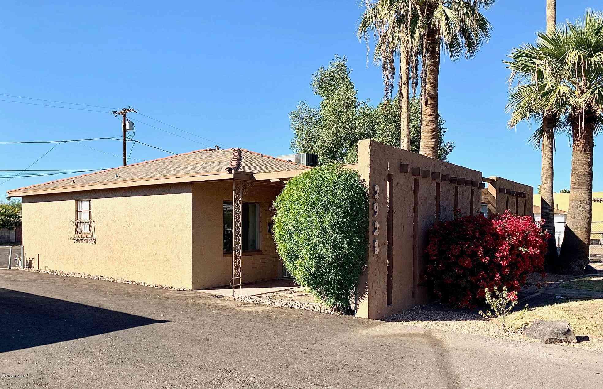 2928 N 7TH Avenue, Phoenix, AZ, 85013,