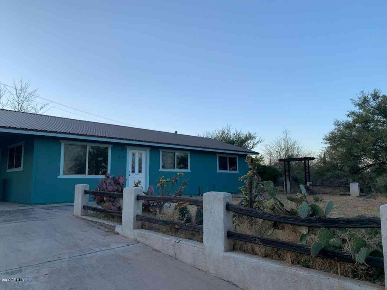 632 S Dragoon Street, Benson, AZ, 85602,