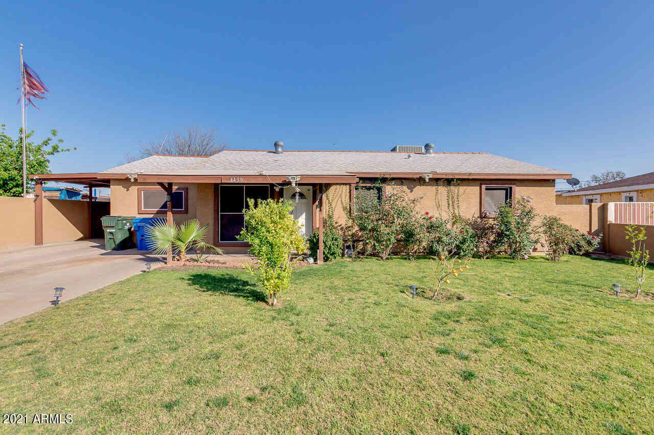 4439 N 30TH Drive, Phoenix, AZ, 85017,
