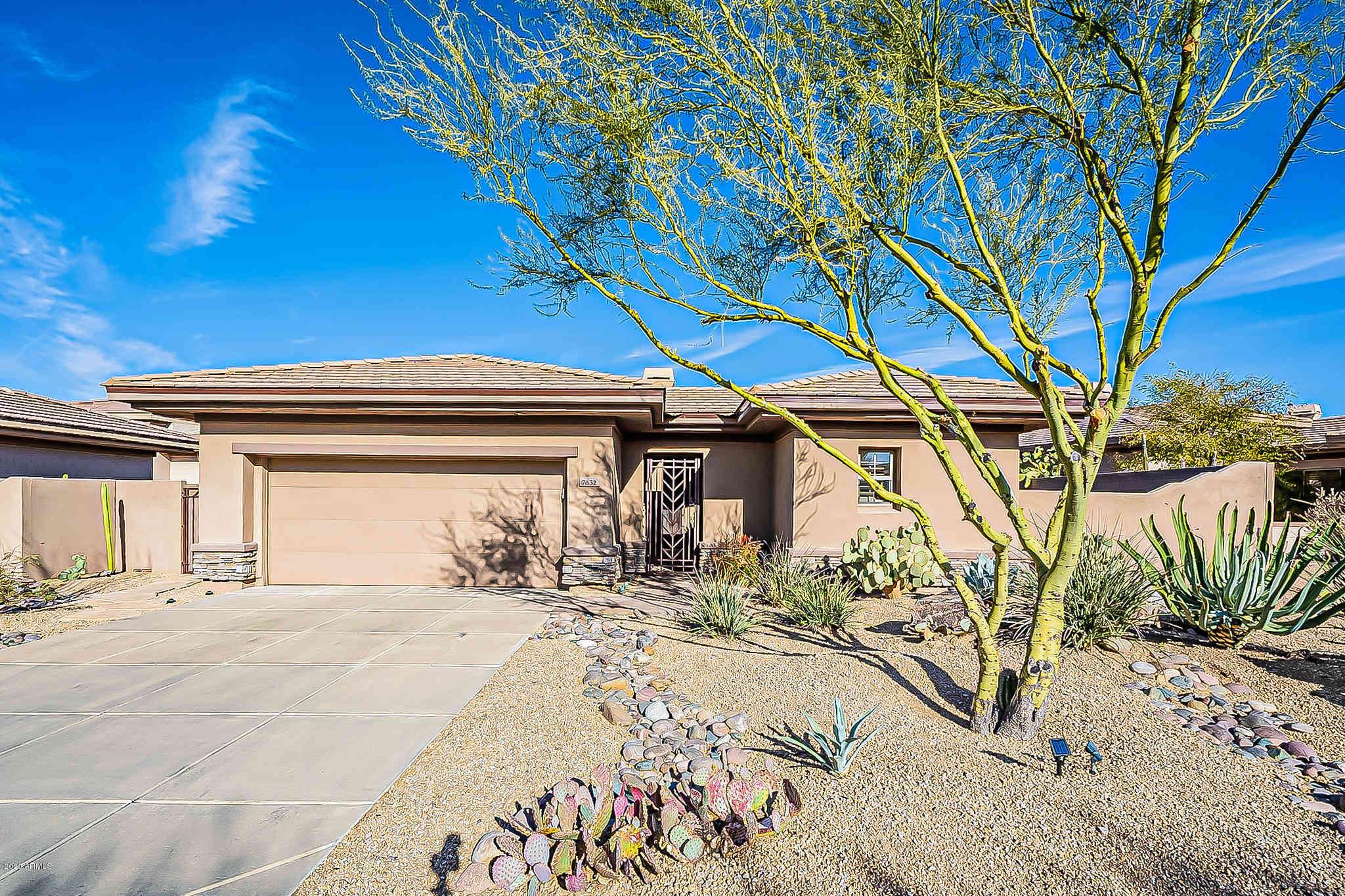 7632 E Corva Drive, Scottsdale, AZ, 85262,