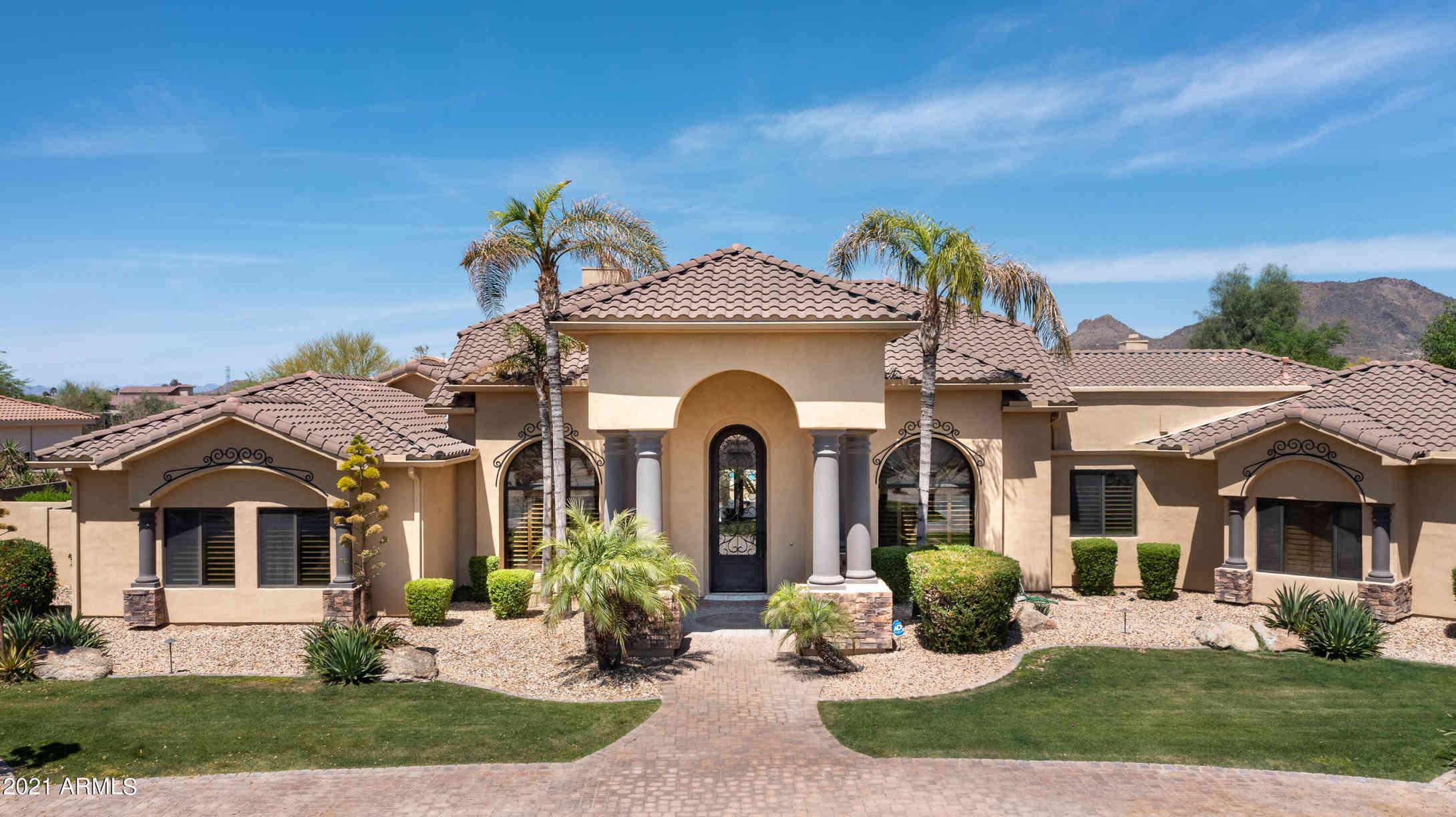 6610 W Vista Bonita Drive, Glendale, AZ, 85310,